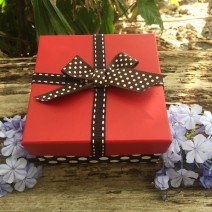Buy Butterflies to Release. Buy Butterfly Release Package of 12 Painted Lady Butterflies in a Polka Dot Box with Red Lid