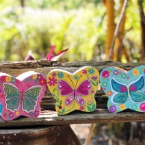 Butterfly Release Butterfly Shaped Boxes
